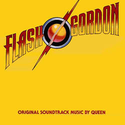 Tapa o Portada del disco Flash Gordon (Original Soundtrack) de QUEEN